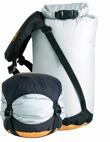 שקי דחיסה אטומות למים eVent® COMPRESSION DRY SACKS